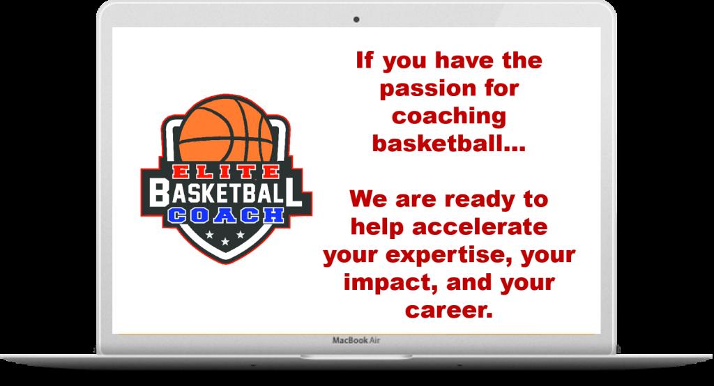 Basketball Coach Website